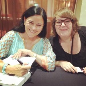 Diana Gabaldon, author of Outlander series